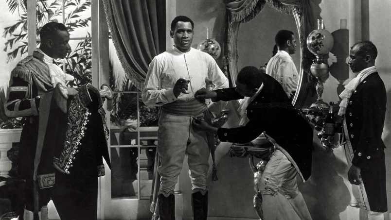 the emperor jones The emperor jones is about an american negro, a pullman porter who escapes to an island in the west indies in two years, jones makes himself emperor of the place.